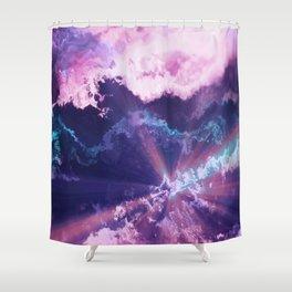Joyce Shower Curtain