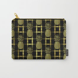 Posh Pineapples Carry-All Pouch