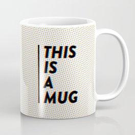 Instructions for dummies Coffee Mug