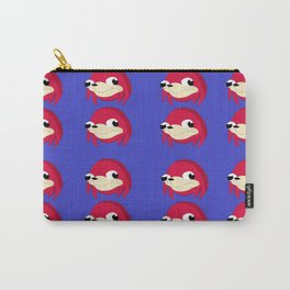 Ugandan Knuckles ! Carry-All Pouch