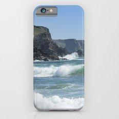 White Surf 01 Slim Case iPhone 6s