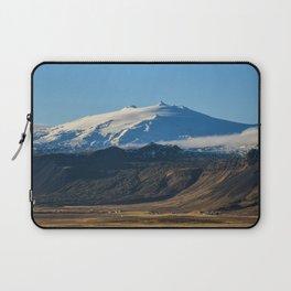 Snaefellsjokull volcano 2 Iceland Laptop Sleeve