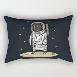Moon Bear Rectangular Pillow
