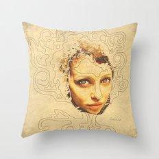 Imagery Throw Pillow