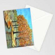 Autumn landscape 3 Stationery Cards