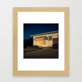 Hamilton Framed Art Print