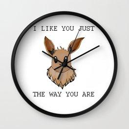 Evee Wall Clock