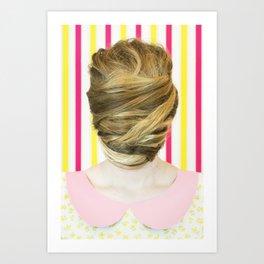 Mane Attraction #1 Art Print
