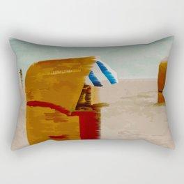 Holidays at the Baltic Sea Rectangular Pillow