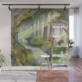Forest of Ithilien Wall Mural