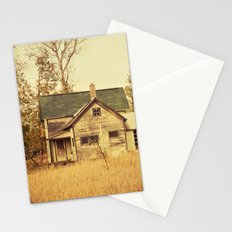 Lonely World Stationery Cards