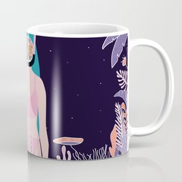 not waving but drowning Coffee Mug