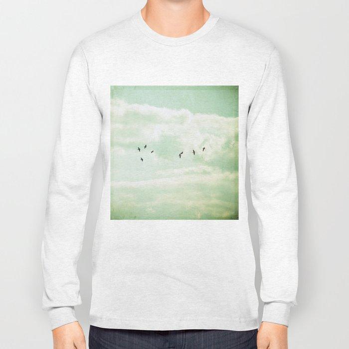 scatter Long Sleeve T-shirt
