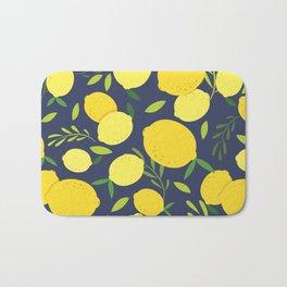 Freshly Picked Lemon Bath Mat