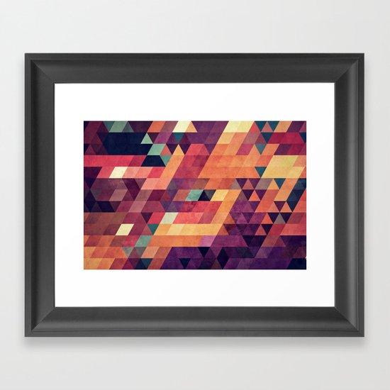 wydzy Framed Art Print