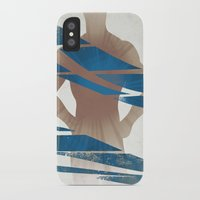 pixies iPhone & iPod Cases featuring Wave of Mutilation by Ryan W. Bradley