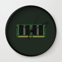 Random Access Memory Wall Clock