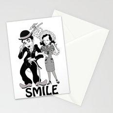 Charlie Smile Stationery Cards