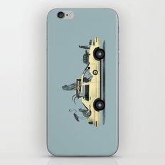 1-800-TAXI-DERMY iPhone & iPod Skin