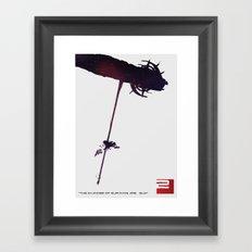 Mass Effect 2 Framed Art Print