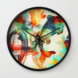 Life Cycle Wall Clock