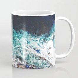 Electric Ocean Coffee Mug