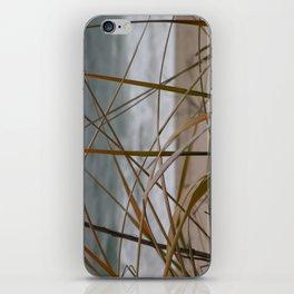 Dune grass iPhone Skin