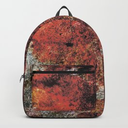 Grunge wall texture 3 Backpack