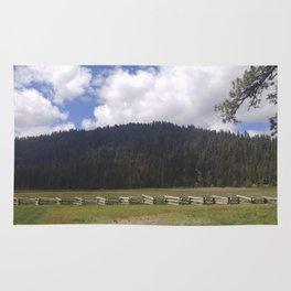 Lassen Mountains Rug