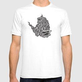 Hairy Smoke Bastard #1 T-shirt