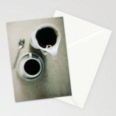 coffee.black Stationery Cards