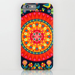Wayuu Tapestry - I iPhone Case