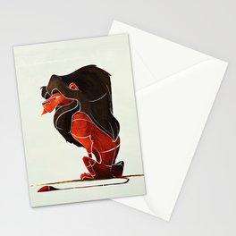 Lion 3 Stationery Cards