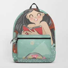 MERMAID PRINCESS Backpack