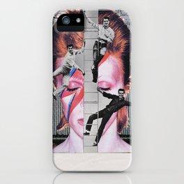 Sir David iPhone Case