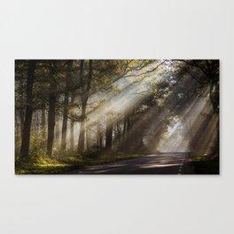 New Journey Canvas Print