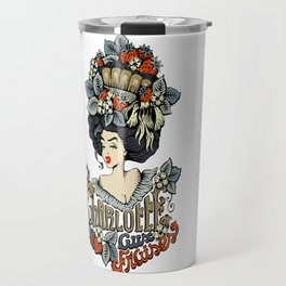 Charlotte aux Fraises Travel Mug
