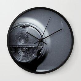 Eye of the Headlamp Wall Clock