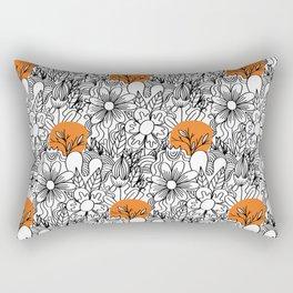 sunny day Rectangular Pillow