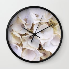 Flowers | Spring | Easter | Nature | Plants | Botanical Photography Wall Clock