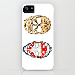 Double Dryden iPhone Case