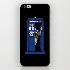 Dr. Dalek iPhone & iPod Skin