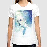 flight T-shirts featuring Flight by Anna Dittmann