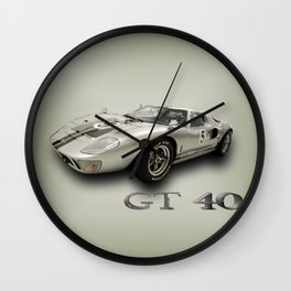 The Fantasy of Men... Wall Clock