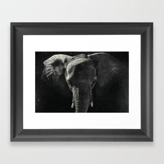 Dark Memory ever Framed Art Print