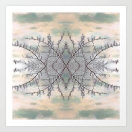Plant Designs Art Print