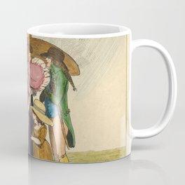 George Stubbs - The Summer Shower, or Mademoiselle Par, a Pluye Coffee Mug