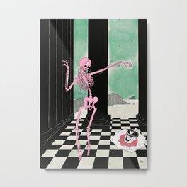 Salomé - Paul Iribé - Vintage French Art Metal Print