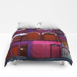 the open heart Comforters