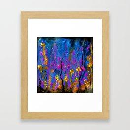 Acrylic spring Framed Art Print